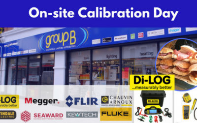 Calibration Day & Breakfast Morning 9th Oct